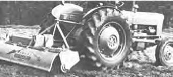 fordson super major 1961
